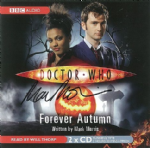 Doctor Who, Forever Autumn,  signed by Mark Morris  (CD COVER ONLY) 1307